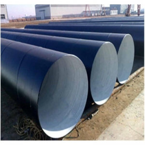 China API 3PE Fbe Steel Hollow Section Spiral Welded Line Pipe for Water Gas on sale