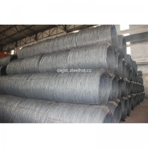 China Round Shape and Non-alloy Alloy Or Not copper wire rod 8mm on sale