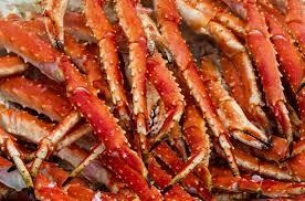 China Frozen Red King Crab Legs on sale