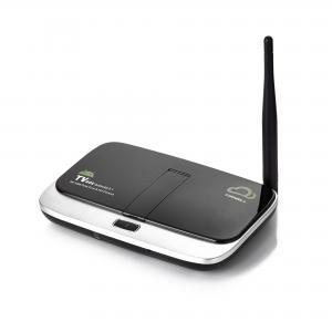 China Smart Multimedia Player V4 TV BOX on sale
