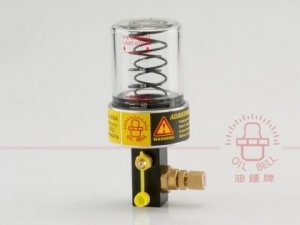 China Press Fit Ball Plunger Adjustable Automatic Grease Lubricator 【GP-26C/GP-36C】 on sale