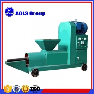 China Screw Briquetting Machine on sale
