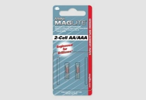 China Camping Maglite Mini Maglite AA & AAA Bulb LM2A001 on sale