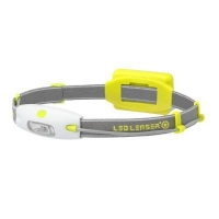 Camping LED Lenser NEO LED Head Torch (Neon Yellow) 6114