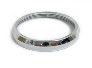 China Mini Cooper Gobadge Chrome Trim Ring For Badge Holder on sale