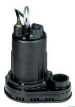 China Pump Prodcuts-1/4HP Cast Iron Sump Pump on sale