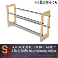 Wood Extending Shoes Rack