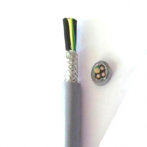 China Flexible Cables High flexible servo towline cable on sale