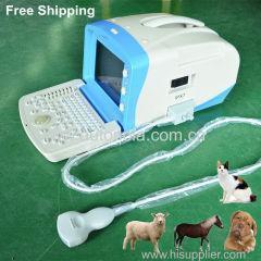China Good Factory Ultrasound Machine price Animal Portable Ultrasound Scanning on sale