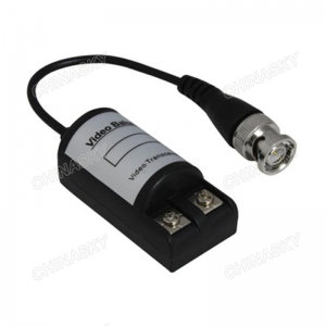 China CCTV Twisted Pairs Video Balun Transceiver with BNC (VB202A) on sale