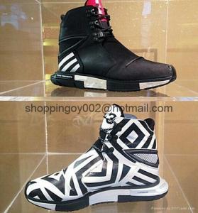 China Men shoes adidas Y-3 yohji yamamoto hayex high Hayex Low y3 Zebra Women Mens Shoes sneaker on sale