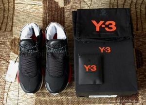 China Men shoes adidas Y3 KANYE WEST Y-3 Yohji Yamamoto Qasa Racer Women Mens Sneaker Shoes on sale