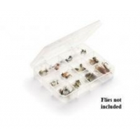 China TFO Clear Compartment Fly Box in Canada on sale