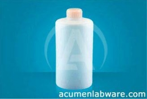 China Laboratory Plasticware Reagent Bottle Narrow on sale