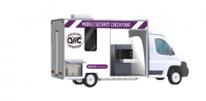 China Mobile Scanning Checkpoint on sale