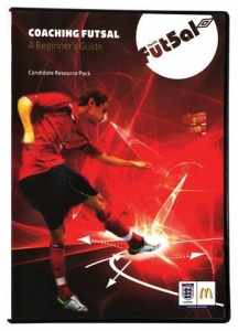 China Futsal Soccer Goals Coaching Futsal - Dvd on sale
