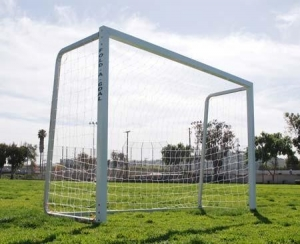 China Futsal Soccer Goals OFFICIAL NEW FUTSAL & TEAM HANDBALL on sale