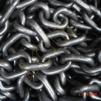 China Marine Open Link Studless Anchor Chain on sale