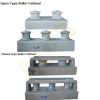 China Roller Fairlead Closed or Open Type JIS F2014-1987 for sale