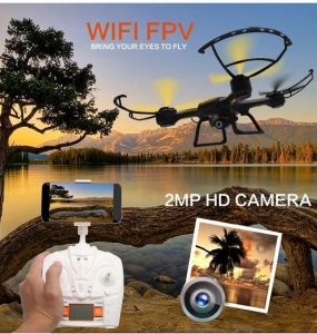 China Newest RC Quadcopter TK107W RC WIFI FPV RC drone Helicopter 6 Axis Gyro 2.4G 4.5 on sale