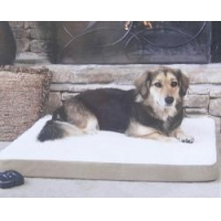 China Dog toys Wellness Orthopedic Pet Bed with Heater & Massager on sale