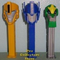 China Transformers Pez 2016 Transformers Robots in Disguise Pez from Europe on sale