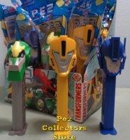 China Transformers Pez 2016 Transformers Robots In Disguise Pez MIB on sale