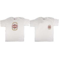T Shirt or Tee Shirt Design with Coat of Arms