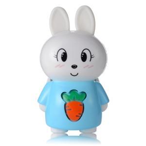 China AGPtEK S1 8GB Bluetooth Bunny Wearable Children Digital Player, Blue on sale