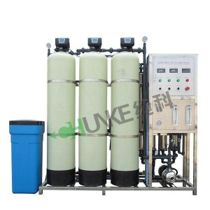 China 0.75TPH Commercial RO Water Filter Purification System on sale