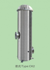China TOP- Flange Cartridge Filter Cleaner System on sale