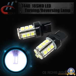 China Automotive LED Turn Signal Bulbs Rear Tail Light Replacement for Cars 7440 36smd 5050 LED Marker on sale