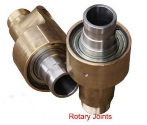 China Rotary Connectors SJ-02 High performance Rotary joint/rotary union on sale