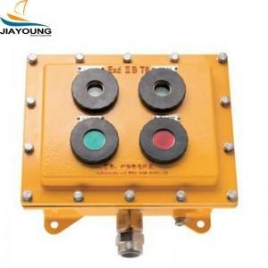 China Marine Light Explosion-proof Button Box CFA-2 on sale