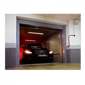 China Hydraulic Car Park Elevator Shopping Home Portable Garage Car Lift on sale