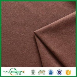 China 100% Polyester soft tricot velvet fabric for sportswear tracksuit on sale