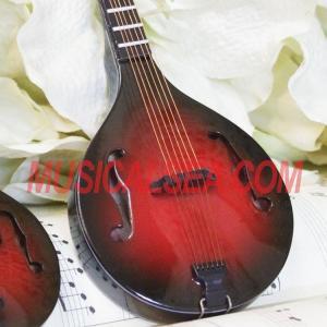 Quality Miniature mandolin wooden handicrafts Musical Instrument for sale