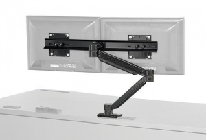 China VC-TABLE C900D Adjustable Dual Monitor Arm on sale