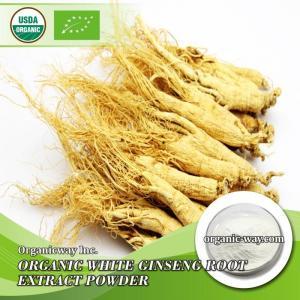 China Organic white ginseng legs on sale
