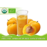 China Organic Apricot puree concentrate on sale