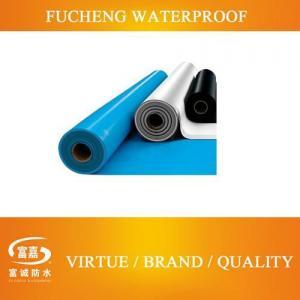 China Polyvinyl Chloride (PVC) waterproof membrane on sale