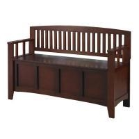 China Benches Linon Laredo Storage Bench on sale