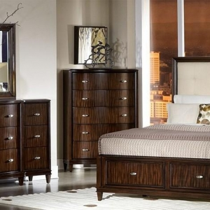 China 2125W Abramo Chest of Drawers Bedroom Furniture on sale