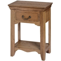 China Furniture Ranges Hebden Home One Drawer Hall Table on sale
