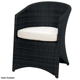 China Coronado Armchair - Black on sale