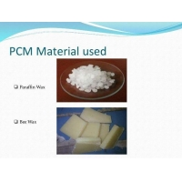Paraffin Wax PCM Phase Change Material PCM In Energy Storage System