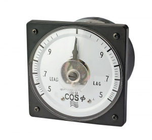 China analog meter relay Marine power factor meter 250 on sale