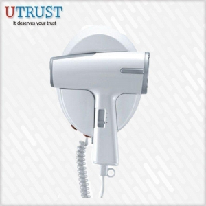 China Hotel White professional dryer machine wall-mounted Bio Ionic Hair Dryers on sale
