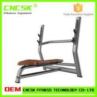 commercial strength fitness equipment Horizontal bench press /CNCSK exercise bench.