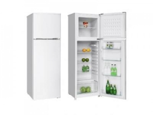 China WASHING MACHINE BCD-280 (280L Double Door Refrigerator) on sale